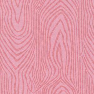 **Flat Fold Moire Pink 3m