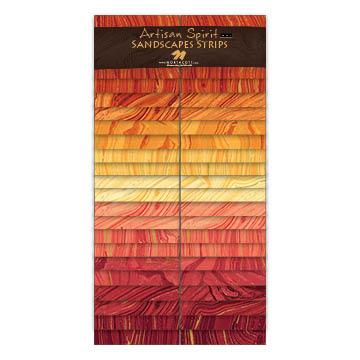 Sandscape Strips SUNSET/CORAL
