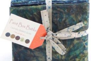 Paint Box Batik Half Yard Bundle HYW
