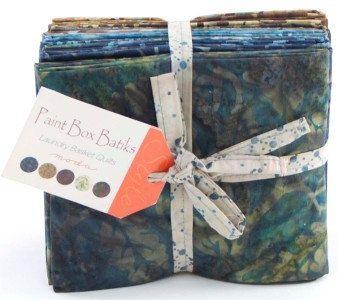 Paint Box Batik Half Yard Bundle HYW