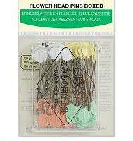 Clover Flowerhead Pins  CV2506