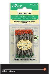 Clover Quilting Pins  CV2508