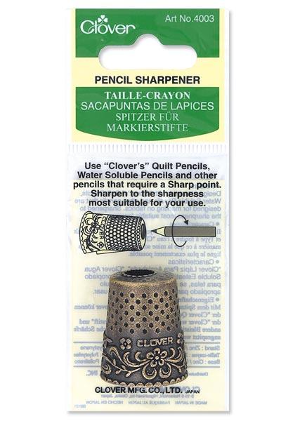 Clover Pencil Sharpener  CV4003