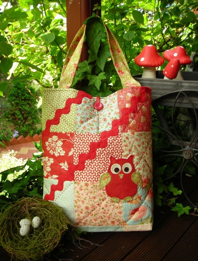 Hiccups Bag pattern
