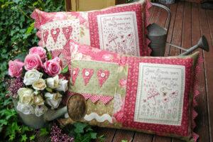 Share the Sunshine Cushion pattern