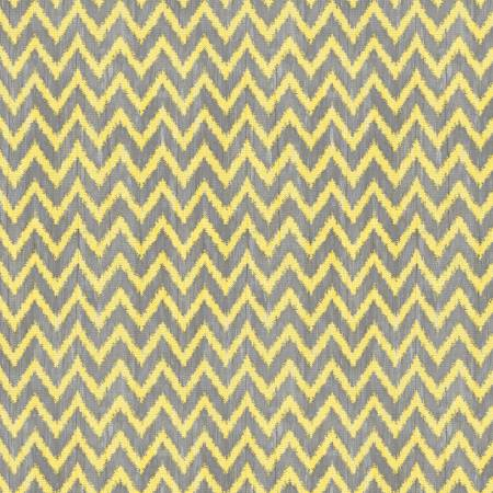 To The Moon & Back GREY & YELLOW CHEVRON  82461 955