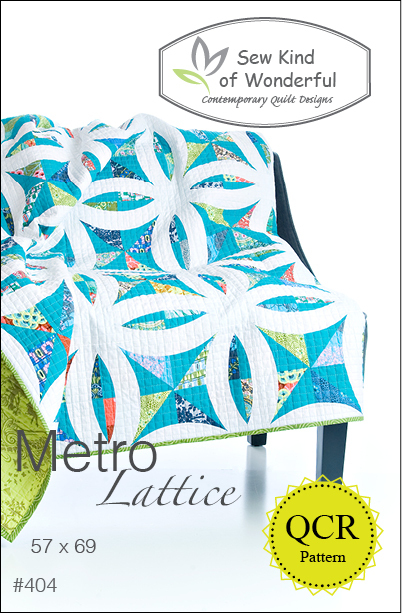 Metro Lattice Pattern -