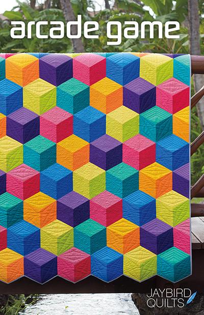 Arcade Game Pattern JBQ 155