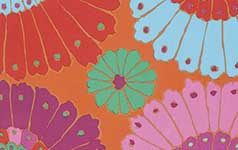 Kaffe Fassett Red Carpet