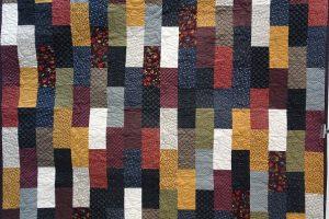 Vintage Flannel Quilt Kit
