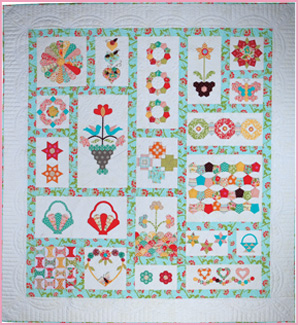 Marmalade Quilt Kit