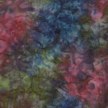 Enchanted Pond Batik Dusk
