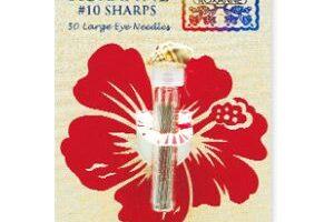 Roxanne Sharps #10  Needles