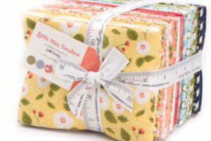 Little Miss Sunshine Fat Quarter Bundle