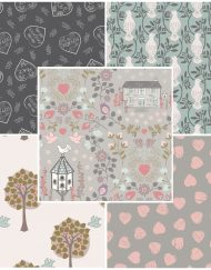 Dove House Fat Quarter Bundle