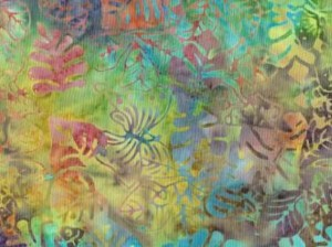 Batik Australia BA 98