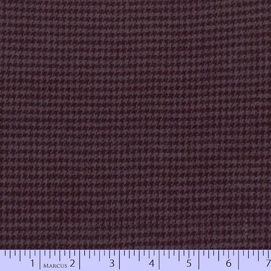 Primo Plaid Flannel PLUM J366 0136