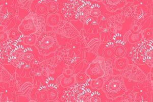 Sun Print Salmon Grow A8070R