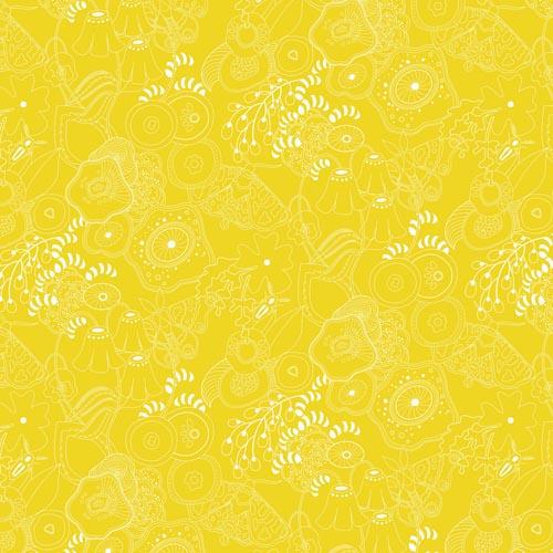 Sun Print Straw Grow A8070Y