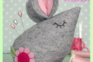 Matilda Mouse Creative Card  TB707