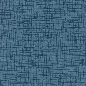 **Flat Fold Flannel Monaco Cadet Blue 2.1m