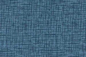 **Flat Fold Flannel Monaco Cadet Blue 2.3m