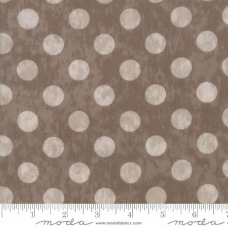 Maven Large Dots Taupe 30464 26