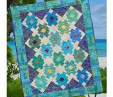 Blue Lagoon  Pattern LLD 043