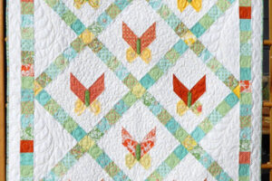 Petit Papillon Pattern LLD 047