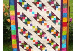 Chain of Jewels pattern LLD 086