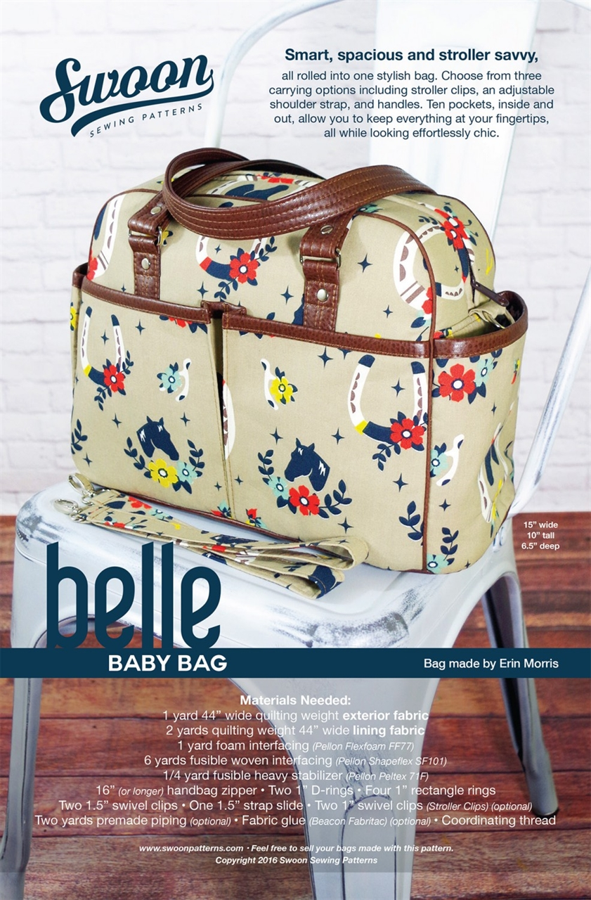 SWOON Belle Baby Bag SWN020