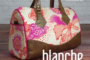 SWOON Blanche Barrel Bag SWN004