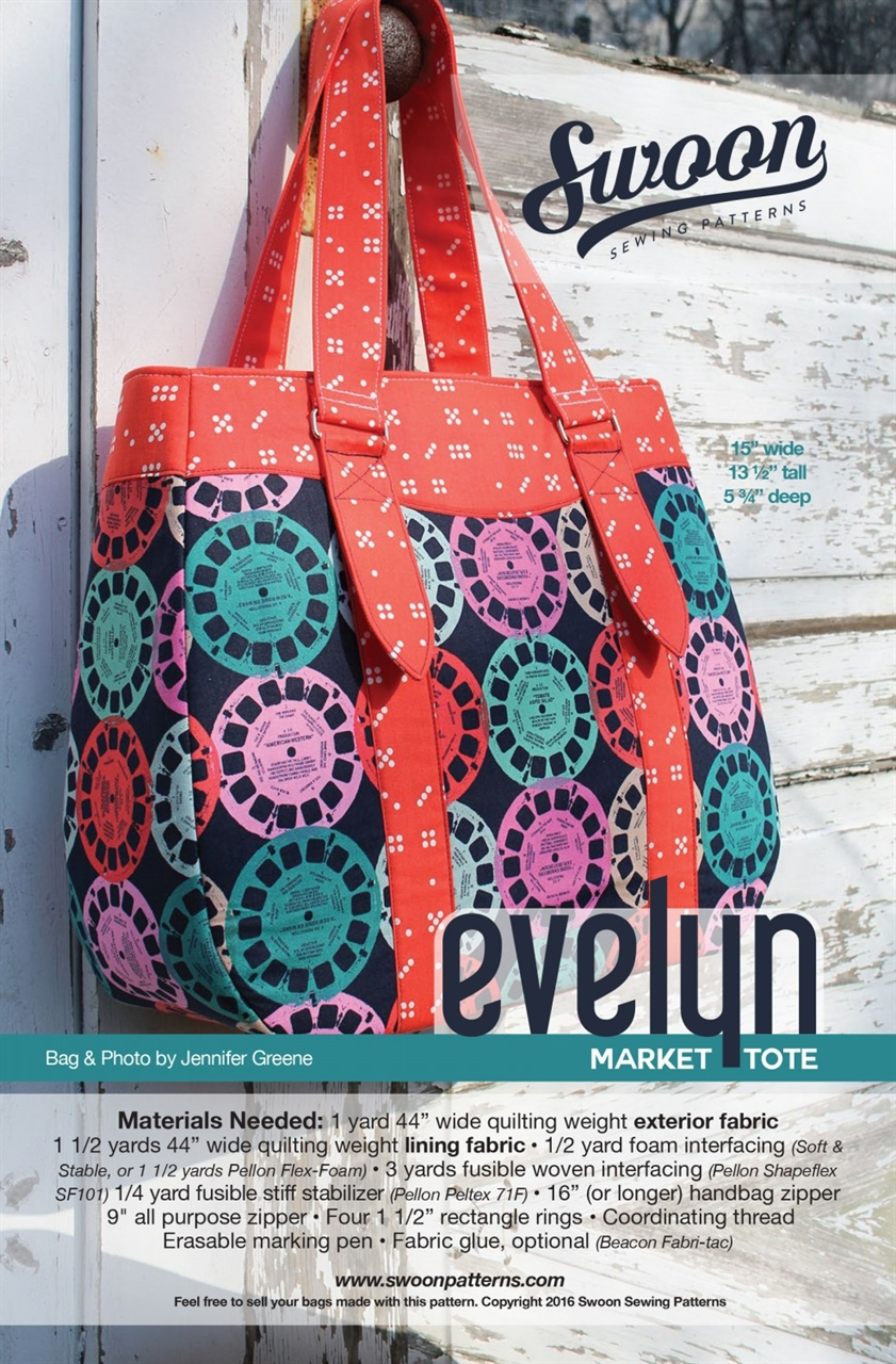 SWOON Evelyn Market Tote SWN007