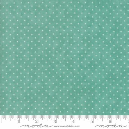 """Essential Dots 44"""" wide - CARIBBEAN"""