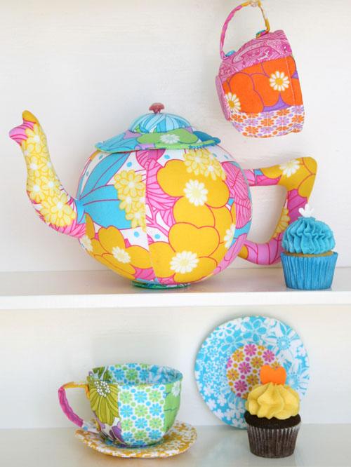 Tea Set RR004
