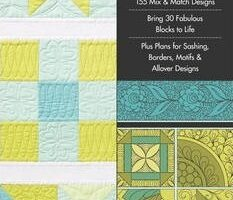 Book Free Motion Quilting Idea