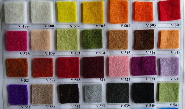 FELT Pure Wool V502