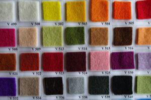 FELT Pure Wool V508