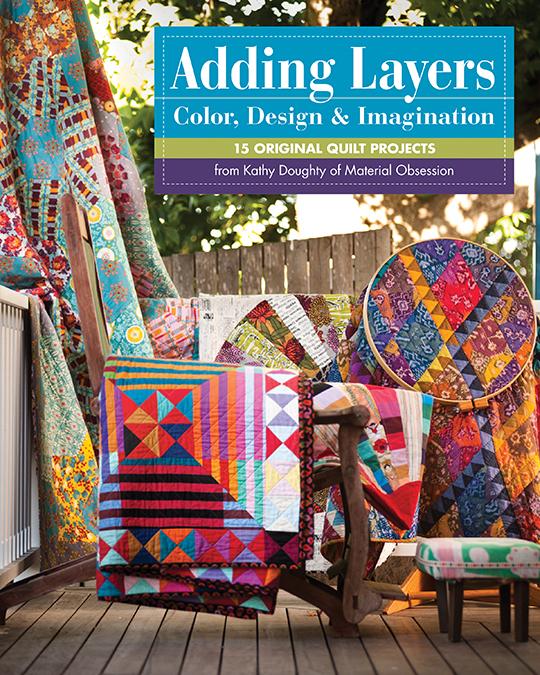 Adding Layers.   Color: Design & Imagination