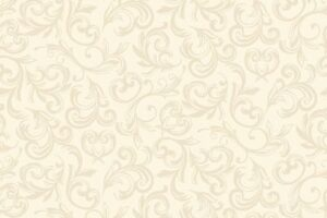 Pearl Essence Scroll Linen White 114 LW