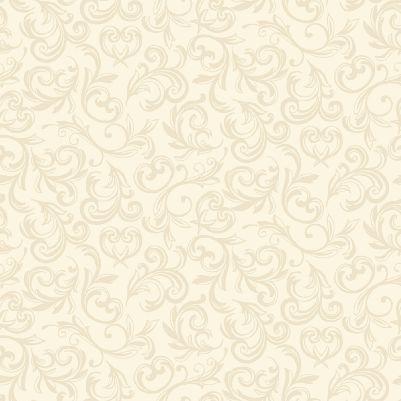 Pearl Essence Scroll Linen White 114 LW