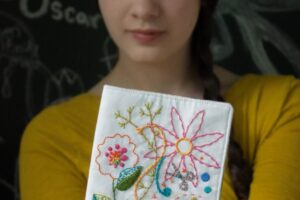 Clover Sunshine Needle Book KIT