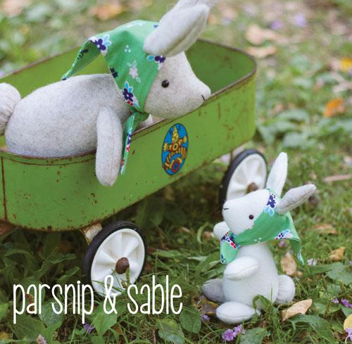 Parsnip & Sable MB083