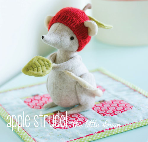 Apple Strudel the Shrew MB089