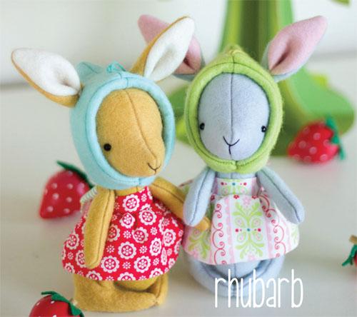 Rhubarb MB082