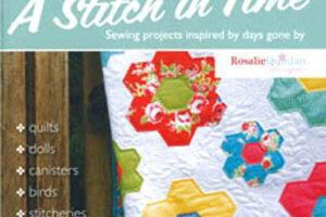 Book A Stitch in Time RQ 902
