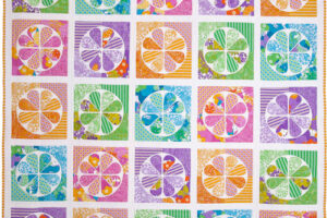 The Daisy Quilt EJ017