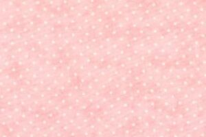 "Essential Dots 44"" wide -PINK 8654 21"