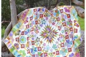 Summerfield Block of the Month Pattern Book