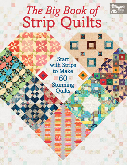 Book The Big Book of Strip Quilts